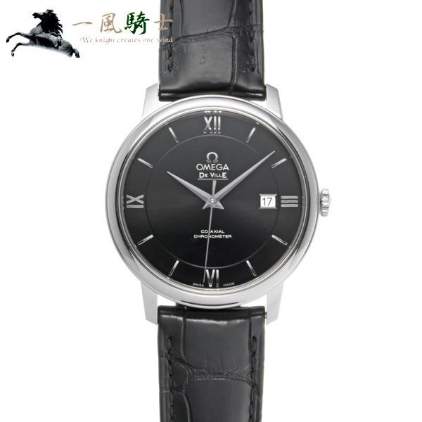 日本製 コーアクシャル 424.13.40.20.01.001  360759 プレステージ OMEGA オメガ デ・ヴィル-腕時計メンズ