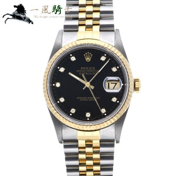 上品なスタイル ROLEX ロレックス デイトジャスト 16233G E番  348183, ウィッグエクステ WigInBloom caddc7a2