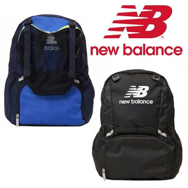 6cee8c9a2966e 【New Balance-ニューバランス】 ジュニア バックパック/リュックサック 17L 【バッグパック