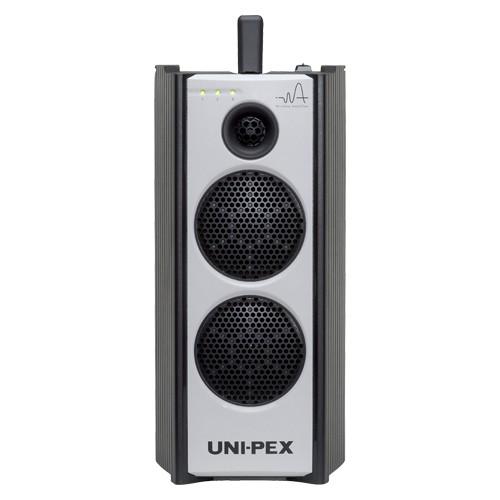驚きの価格 ワイヤレスアンプ(300MHz帯) WA-372CD ユニペックス-オフィス家電・電子文具