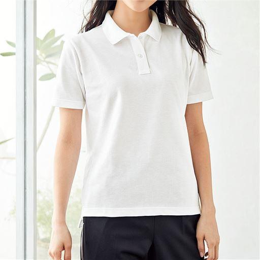 UVカットポロシャツ(半袖)(S~5L) S M L LL|9727-709269