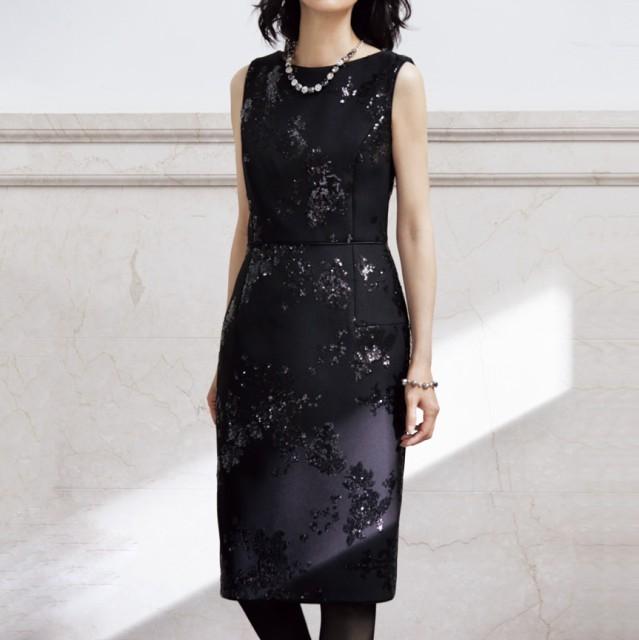 【逸品】 KAYEK/ディーチェ・カヤック セール PC4444 ファッション スパンコール刺繍 ワンピース レディース DICE ワンピース-パンツ