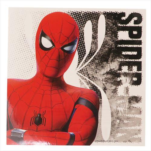 スパイダーマン ホームカミング ステッカー ダイカットステッカー ポーズ マーベル キャラクターグッズ メール便可