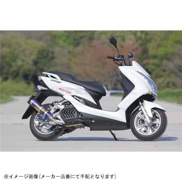 特別価格 SP TADAO SP忠雄:パワーBOX フル Rチタンブルー MAJESTY-S(JBK-SG28J)/SMAX(SG271), 長久手町 0dce31a7