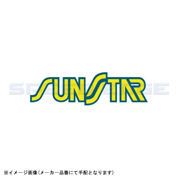[EM132RDFL-OR] SUNSTAR(サンスター) プレミアムRレッド φ320 1299Panigale ピン:オレンジ