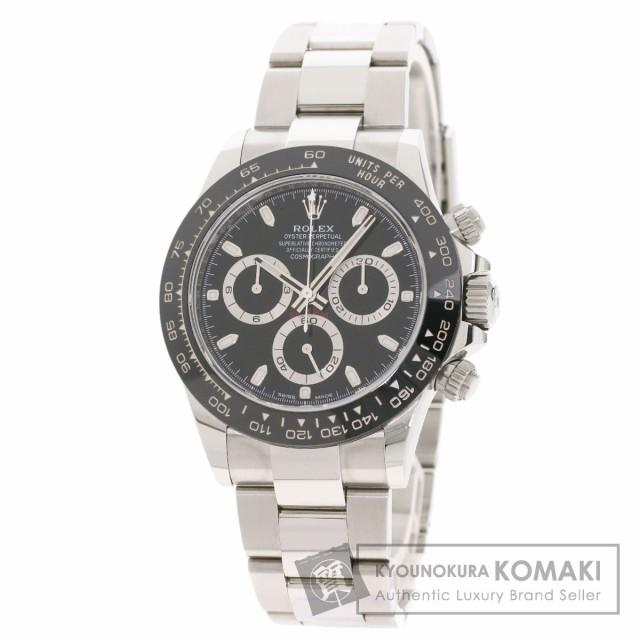 【日本産】 ロレックス ROLEX 116500LN コスモグラフ デイトナ 腕時計 ステンレススチール SS メンズ, ジョウエツシ 3c020e73