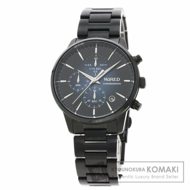 スペシャルオファ セイコー SEIKO VD57-KJD0 ワイアード TOKYO SORA AGAT422 腕時計 ステンレススチール SS メンズ, 新里村 352a7e25