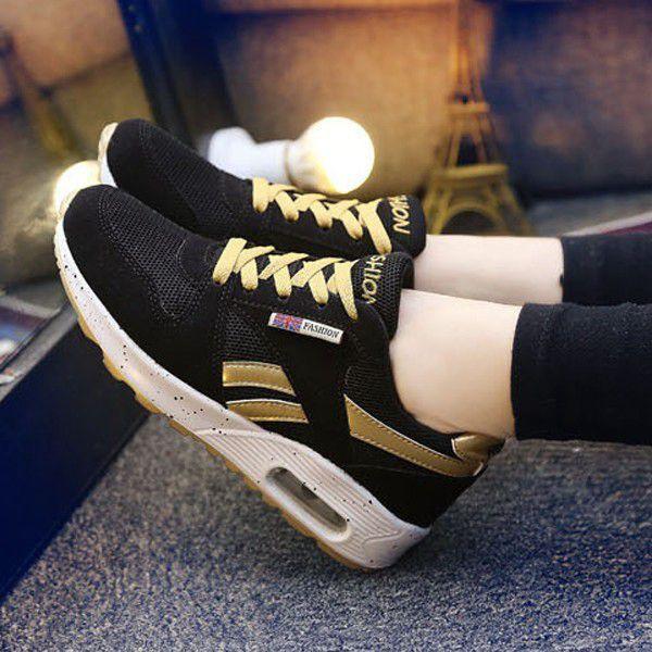 d6ae0f95edc7ef ウォーキングシューズ スポーツシューズ スニーカー ランニング エアソール 歩行姿勢調整 矯正靴 ダイエット レディース