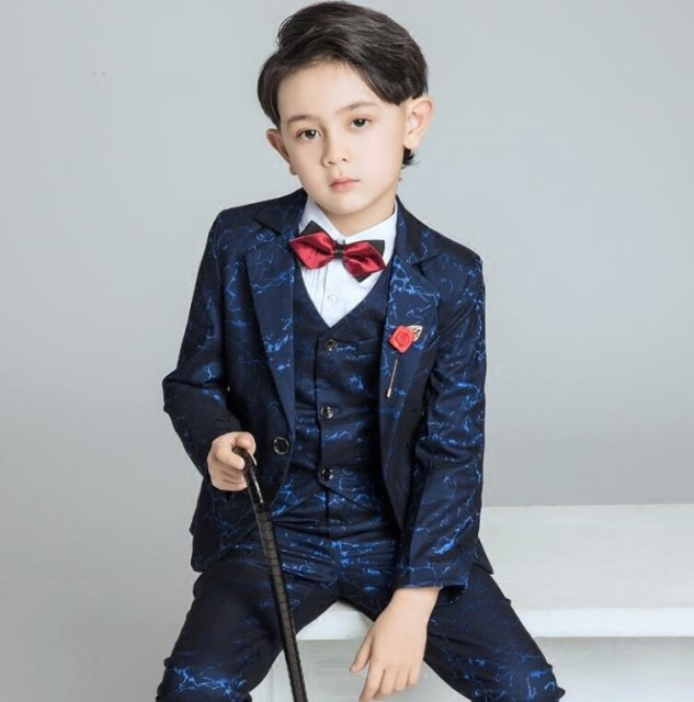 7134a13aff1aa 花柄 6点セット フォーマルスーツ ピアノ 子供スーツ ジュニア キッズスーツ 入園式 七五三