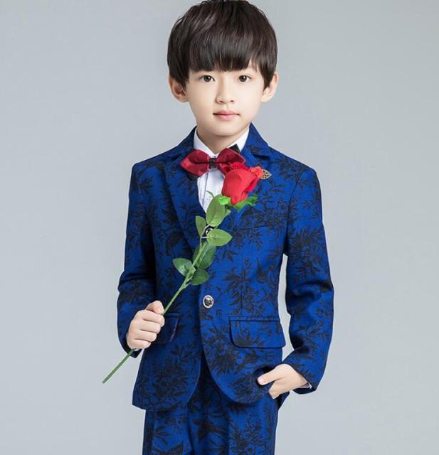 48c4ce23fb1ad 6点セット 子供スーツ タキシード フォーマルスーツ ピアノ ジュニア キッズ 七五三 男の子 入学式 男児