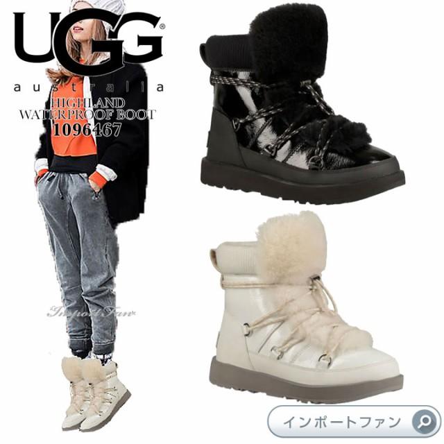 【第1位獲得!】 UGG ブーツ ハイランド BOOT WATERPROOF HIGHLAND □ アグ 1096467 ウォータープルーフ-靴・シューズ