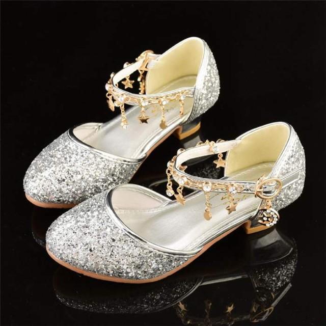 2ab369a471c2f フォーマルシューズ 女の子 子供靴 ドレスシューズ ピアノ発表会靴 キラキラ フォーマル靴 ダンスシューズ