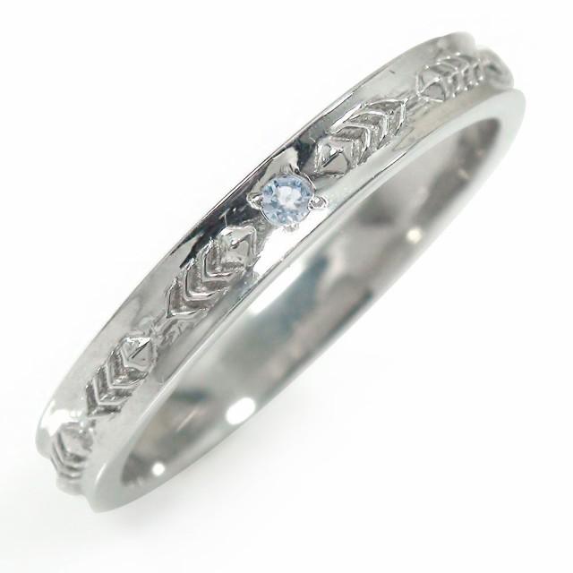 特価ブランド 指輪 エタニティ アクアマリン リング ピンキー プラチナ インディアンジュエリー ネイティブアメリカン プラチナ ピンキー 誕生石 羽根 フェザー エタニティ 指輪, オオシマチョウ:73b09eca --- chevron9.de