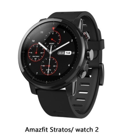 クラシック 新品 amazfit smart sports watch2 心拍数モニター/Bluetooth music player /深水50m防水, utatane 00b54d9f