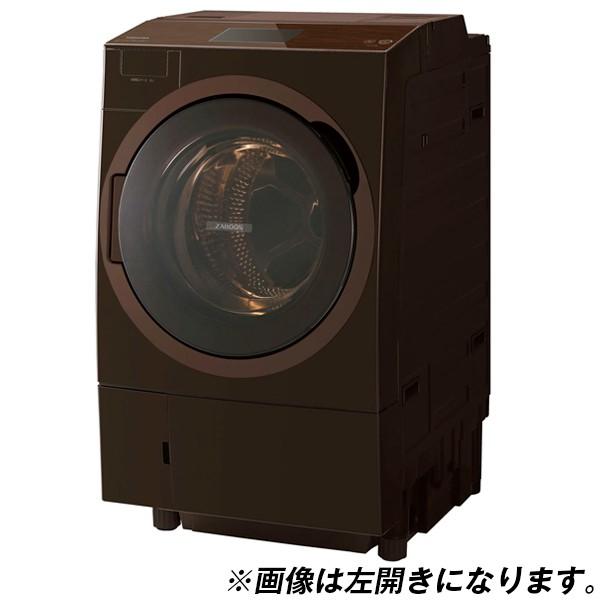 超人気新品 東芝 TW-127X8R(T) グレインブラウン ZABOON [ドラム式洗濯乾燥機 (洗濯12.0kg/乾燥7.0kg) 右開き], Masters collection a47ad9ee