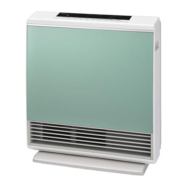 オリジナル (プロパンガス用)] RC-N4001NP-MM-LP A-style [プラズマクラスターイオン機能付ガスファンヒーター Rinnai ミントメタリック-暖房器具