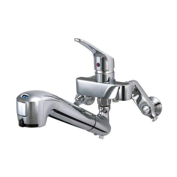 印象のデザイン タカギ JL136AN-02 みず工房 エコシリーズ [蛇口一体型浄水器 壁出し混合水栓(固定型)], サクラ楽器 02b3a370