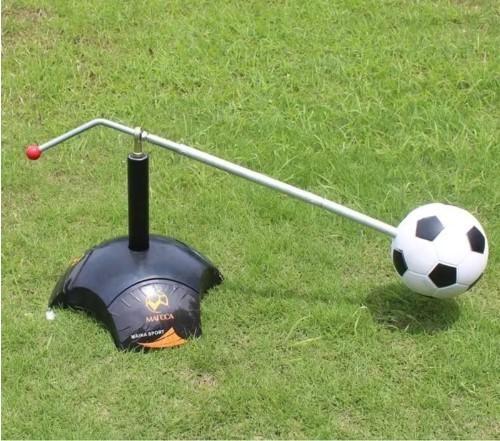 【数量限定】 ボールコントロール練習マシーン 回転運動 フットサル サッカー 一人用 個人練習 新品, Negozietto a7051027