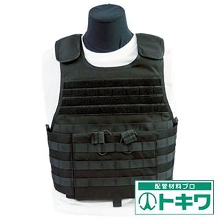【当店一番人気】 US Armor Armor 防弾ベスト MSTV500(XP) ブラック L F-500704-RS-BLK-L ( 8557189 ), 西洋美術屋 d7e7ebd6