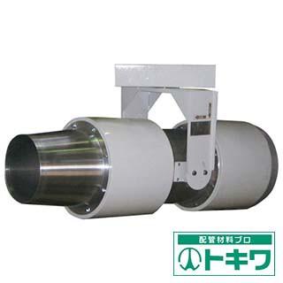 【公式ショップ】 テラル 誘引ファン(サイレンサー付き Sタイプ) 吐出口外径270mm SF325-8F-0.25(4)RR-3-200-S ( 1149706 ), 資材屋 a124fd9c