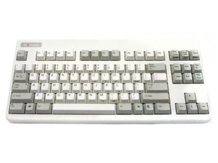 定番 USB REALFORCE87UW-S 東プレ SE070S 有線 デジコーデ [白] 英語87 「取寄せ品」-キーボード・マウス・入力機器