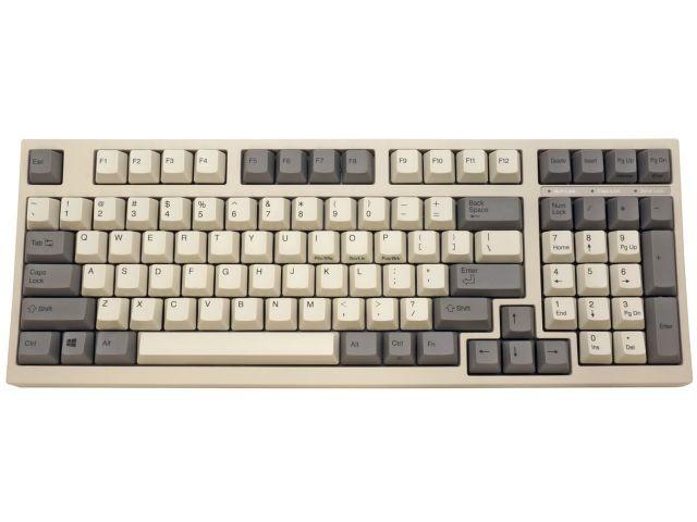 公式サイト [白] 英語98 デジコーデ 「取寄せ品」 静電容量無接点方式 FC980C/EW 有線 USB LEOPOLD-キーボード・マウス・入力機器