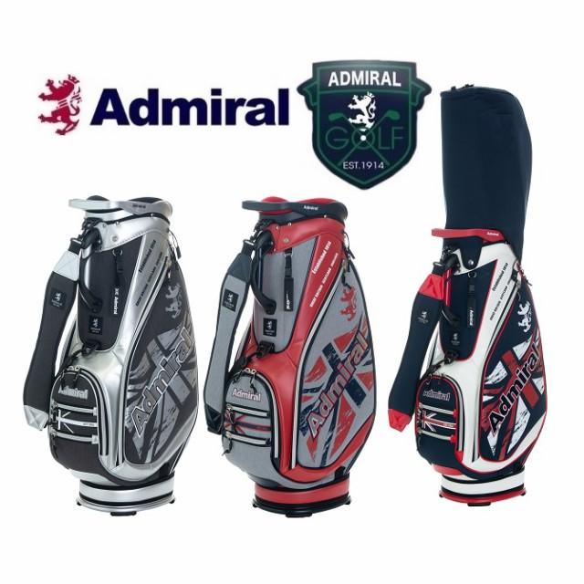 売れ筋商品 アドミラル ゴルフ Admiral Golf 杢調擦れプリント キャディバッグ 2019 ADMG9SC4, トレーニングパラダイス 4cae33d3