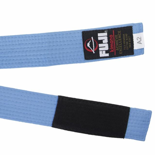 FUJI 柔術帯 BJJ Adult Belts Blue フジ 青帯(ブラジリアン柔術,柔術着,柔術衣,軽量,道着)|au Wowma!(ワウマ)