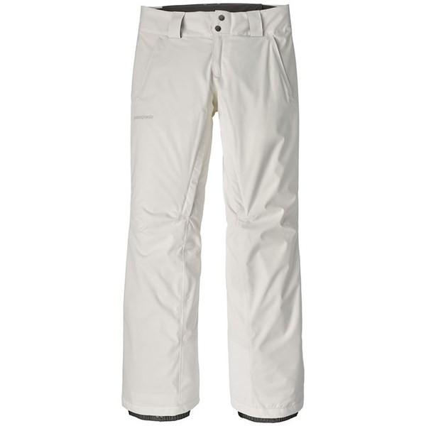 【超新作】 パタゴニア レディース カジュアルパンツ ボトムス Patagonia Insulated Snowbelle Pants - Women's Birch White, atmos pink 74dbb916