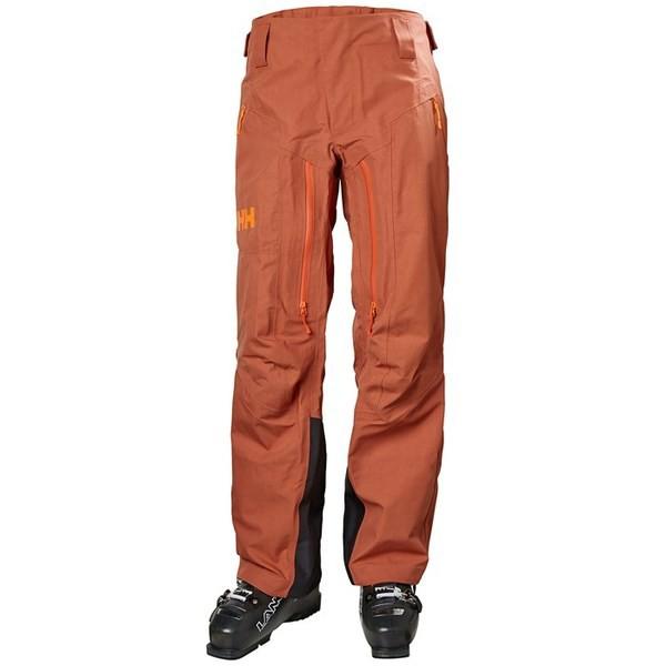 激安な ヘリーハンセン メンズ カジュアルパンツ ボトムス Helly Hansen Wasatch Shell Pants Red Brick, シルバーアクセサリー2PIECES 75f7df74
