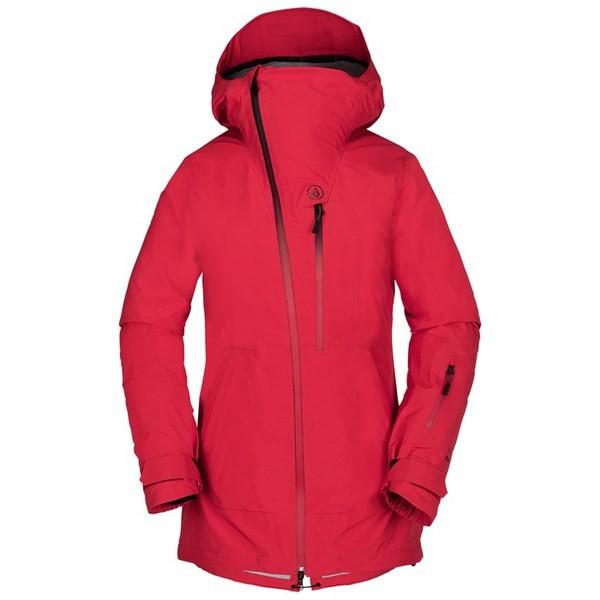 肌触りがいい ボルコム レディース ジャケット -・ブルゾン アウター Volcom ボルコム NYA TDS? GORE-TEX GORE-TEX Jacket - Women's Crimson, あなたのふるさとユアーハイマート:3d03f5f3 --- chevron9.de