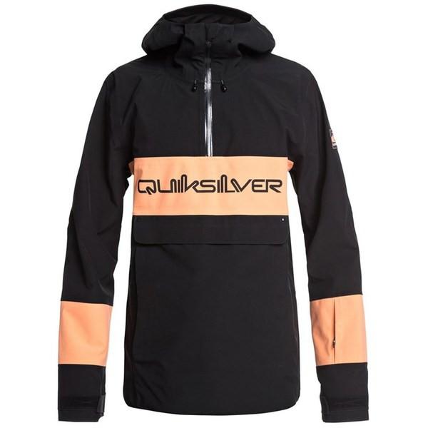 超格安価格 クイックシルバー メンズ ジャケット アウター・ブルゾン メンズ アウター Quiksilver Anniversary Jacket Anniversary Black, 健康応塩団 源気商会:b702d872 --- chevron9.de