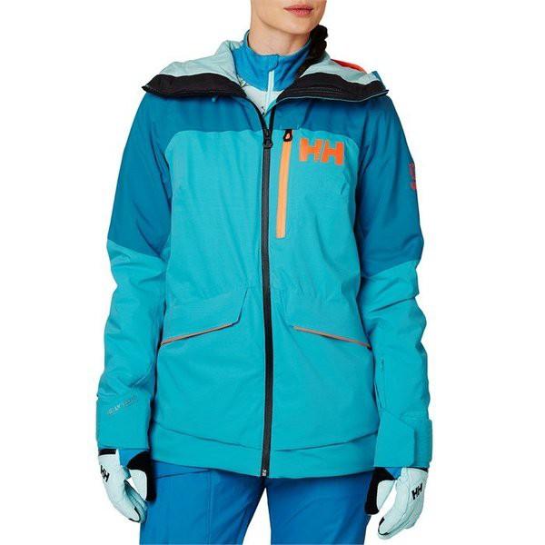 人気を誇る ヘリーハンセン Women's レディース ジャケット・ブルゾン アウター LifaLoft Helly Hansen Scuba Powchaser LifaLoft Jacket - Women's Scuba Blue, WINS HOUSE:51722529 --- chevron9.de