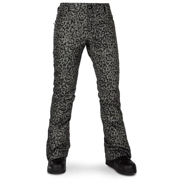 【良好品】 ボルコム レディース カジュアルパンツ レディース ボトムス Volcom Battle Volcom Stretch Pants Stretch - Women's Leopard, ミスウェディー:93e97d0f --- oeko-landbau-beratung.de