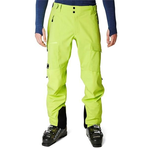 2019人気の Lime Hansen カジュアルパンツ メンズ Helly Softshell Pants Mountain Azid Odin ボトムス ヘリーハンセン-パンツ・ボトムス