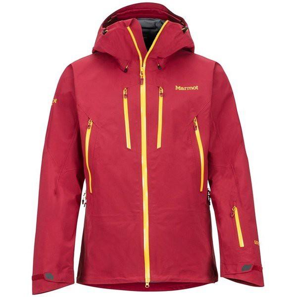 専門店では Marmot ジャケット・ブルゾン アウター マーモット Jacket GORE-TEX メンズ Alpinist Brick-ジャケット・アウター