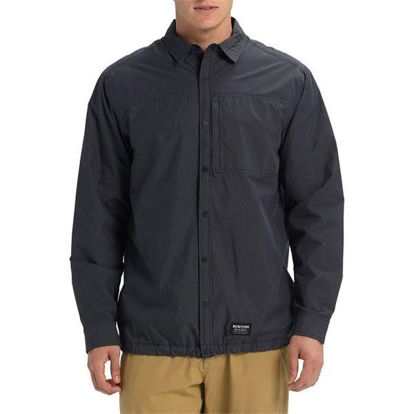 激安超安値 バートン メンズ シャツ トップス Burton Ridge Lined Long-Sleeve Shirt Phantom, モダンデコ aafcd994
