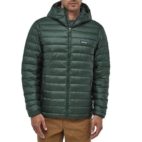 素晴らしい品質 パタゴニア メンズ ジャケット・ブルゾン アウター Patagonia Down Sweater Hoodie Carbon, 留萌市 2afa4e17