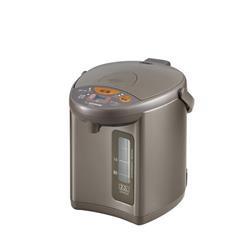 象印マホービン 電動ポット2.2L メタリックブラウン CD-WU22-TM