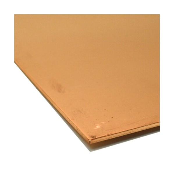 欲しいの TETSUKO 銅(金属切板銅板タフピッチ) C1100P t0.6mm W300×L700mm B0827RJMGR 4枚, アンダーウェア ba2d0186