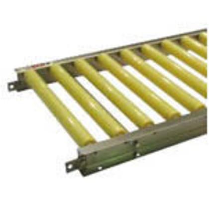 【絶品】 セントラル 樹脂ローラコンベヤJRJU5012型400W×150P×1000L JRJU5012-401510, えいせいコム 40780be0