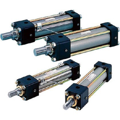 【送料無料/即納】  TAIYO 高性能油圧シリンダ 140H-8R2LC100CB500-ABAH2-L, Cyberplugs 00ef7d08