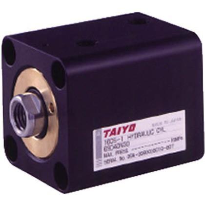 【ポイント10倍】 TAIYO 薄形油圧シリンダ 160S-16SD80N30, ウシブカシ 17cc0020
