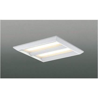 お気に入りの コイズミ照明 LED ベースライト 出幅-35 埋込高-25mm XD43758L ベースライト 埋込穴径-□450 幅-□520-蛍光灯・電球