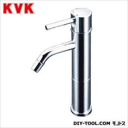 最安値級価格 KVK 洗面用シングルレバー式混合栓ロングボディ 奥行×高さ:116×749mm LFM612-108, LEVEL6 a5f20425