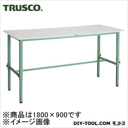 【初回限定】 トラスコ(TRUSCO) RAEM型高さ調節作業台1800X900 RAEM1809, SHARE WEB STORE 8dccc75f