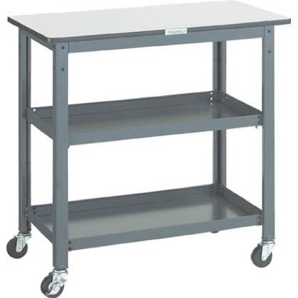 品質が トラスコ(TRUSCO) WHT型作業台補助テーブルワゴン900X450XH900 WHT-4590H, スキー用品通販 WEBSPORTS 772a568d