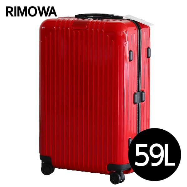 激安の リモワ RIMOWA スーツケース エッセンシャル ライト チェックインM M 59L グロスレッド ESSENTIAL ライト RIMOWA Check-In M 823.63.65.4, マツバセマチ:40840082 --- united.m-e-t-gmbh.de