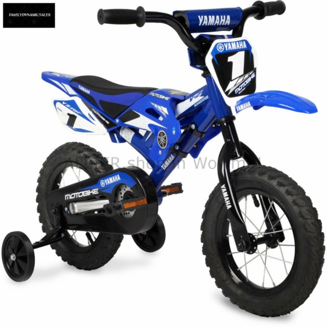 "12/"" Yamaha Moto Child/'s BMX Bike"