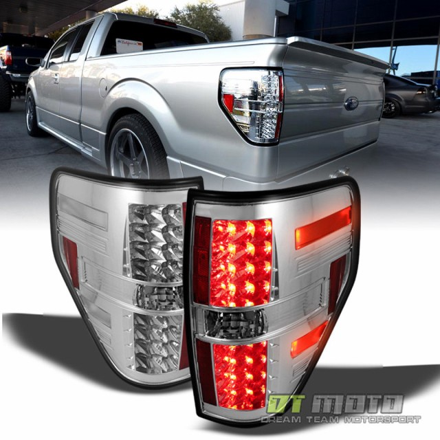 【翌日発送可能】 テールライト 09-14 Ford F-150テールライトブレーキランプStyleside Philips Lumiled LED, HiMeHouse a7ffaf32